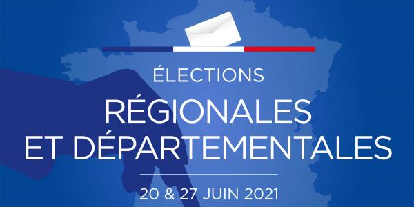 Élections régionales et départementales : double mode d'emploi