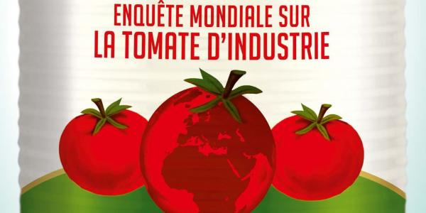 L'Empire de l'or rouge. Enquête sur la tomate d'industrie de Jean-Marie Malet, Fayard, 2017
