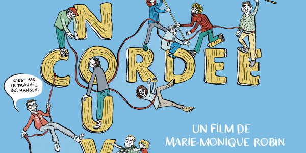 Nouvelle Cordée, documentaire de Marie Monique Robin, M2R Films, nov. 2019.