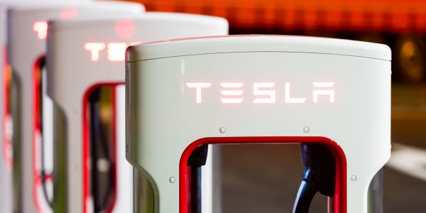 L'installation d'une usine Tesla en Chine