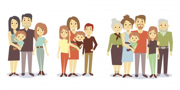 Familles à charge