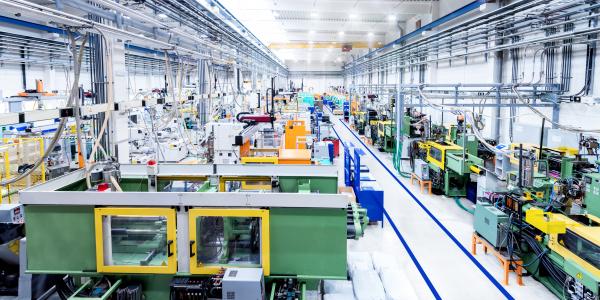 La France a arrêté l'an dernier de perdre des usines